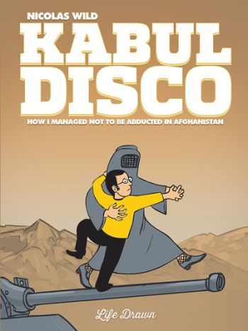 Image result for Kabul Disco comic