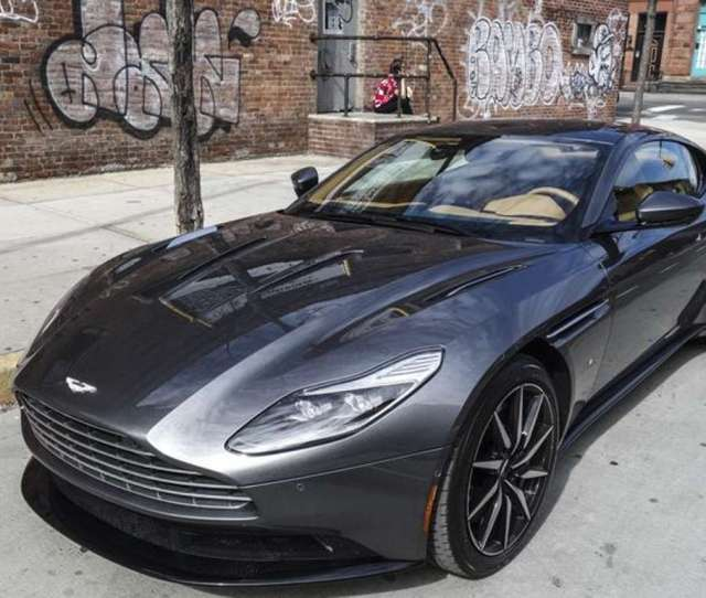Aston Martin Head Andy Palmer Has Said Publicly Many Times That He Wants To Make The Most Beautiful Sports Cars In The World Photo Bloomberg