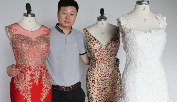 Chinese Wedding Dress Exporter Finds Success By Being Good