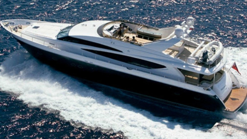 Kim Jong Un Skirts UN Ban With Luxury Yacht South China