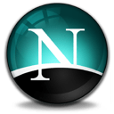 browser, navigator, netscape icon