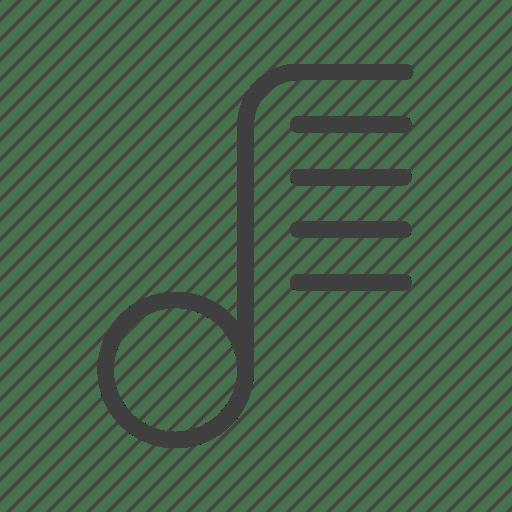 Image result for playlist symbol 1