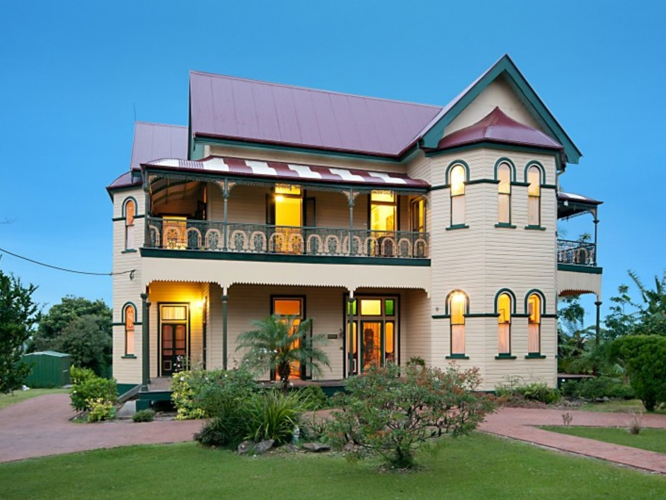 Tulloona House
