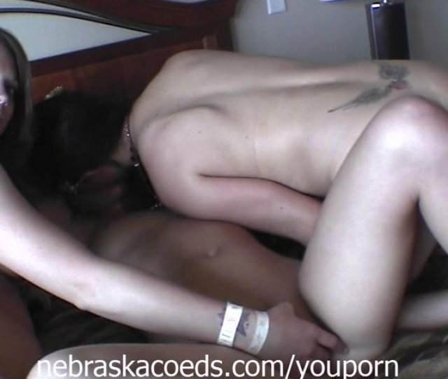 First Time Eating Pussy