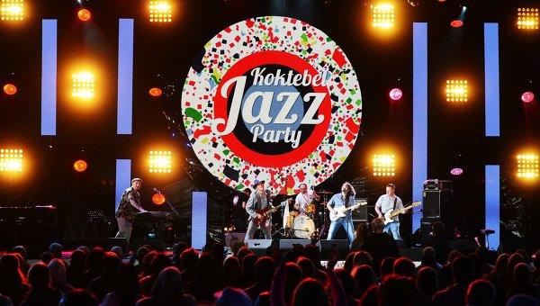 Международный джазовый фестиваль Koktebel Jazz Party. Архив