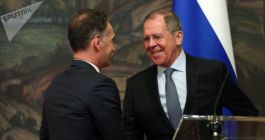 Lavrov, Maas Discussed Russian-German Interaction Amid Situation With Navalny, Moscow Says