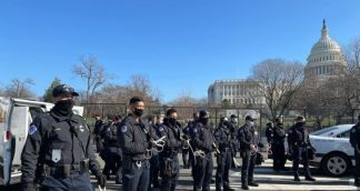 US Capitol Police Union Issues Vote of No Confidence in Bosses, Reports Say