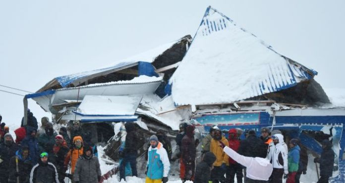 Four People Missing After Avalanche at Ski Resort in Russia Found Alive – Emergency Services