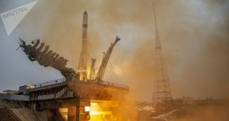 Russia Launches First Arktika-M Satellite From Baikonur