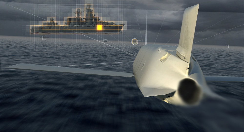 Target in sight for Lockheed Martin's LRASM stealth standoff missile.