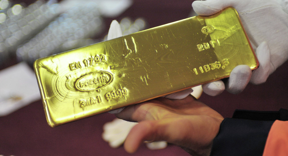 The fact that Russia bought another 30 tons of gold earlier this week, bringing its total gold reserves to 1,238 metric tons should make the United States worried