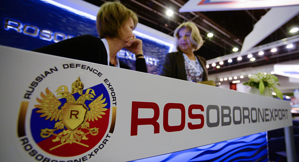 Russia's Rosoboronexport has received foreign orders worth some $18 billion since the beginning of 2015.