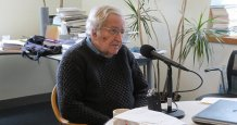 Noam Chomsky: 'We Are Facing End of Organized Human Life on Earth'