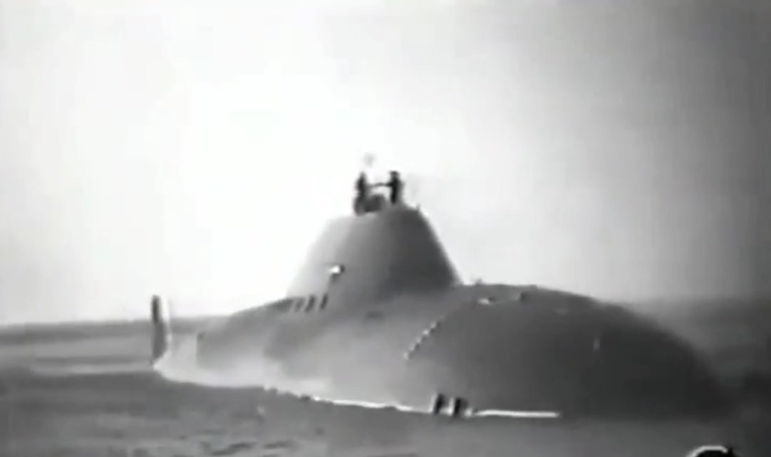 Project 705 (ALFA class) attack nuclear submarine