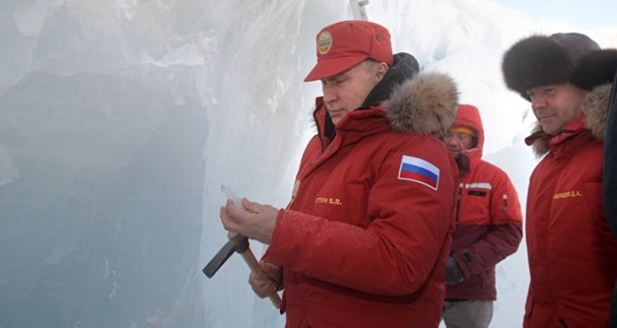 Russia Set to Take Over Arctic Council as Global Warming Offers Opportunity and Challenges