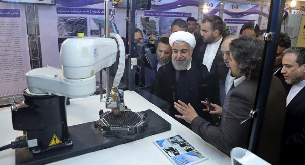 Iran Vows to Pull Out of Nuclear Deal if US Exits It ...
