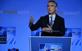 Stoltenberg: NATO Agrees to Take on Some Training of Iraqi Troops Done by US-Led Coalition – Video