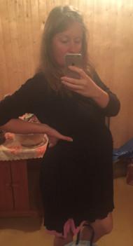 Фото животиков 38 недели беременности на Babyblog.ru