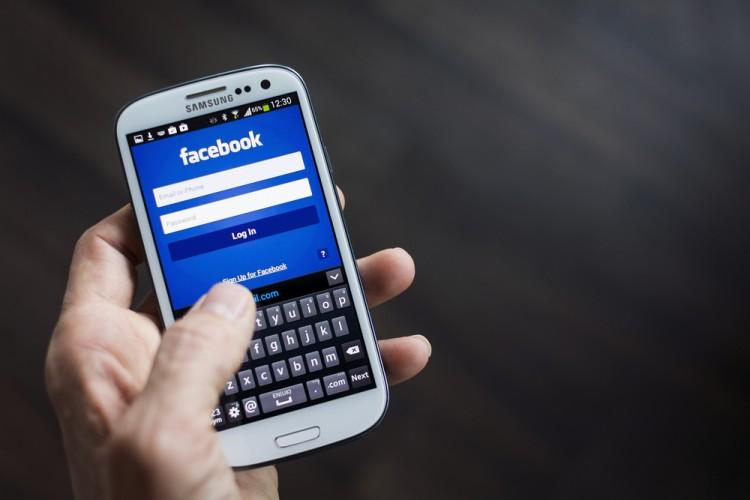 Facebook Inc (NASDAQ: FB), inicio de sesión, perfil, android, app