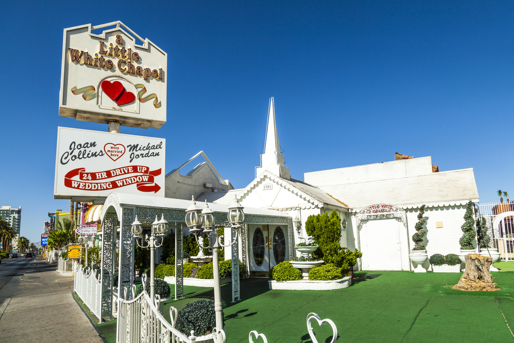 12 Cheap All Inclusive Las Vegas Wedding Packages
