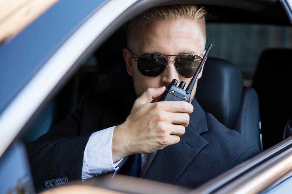 Driver Bodyguard Hiring