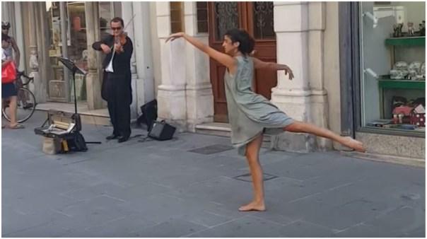 portada bailarina