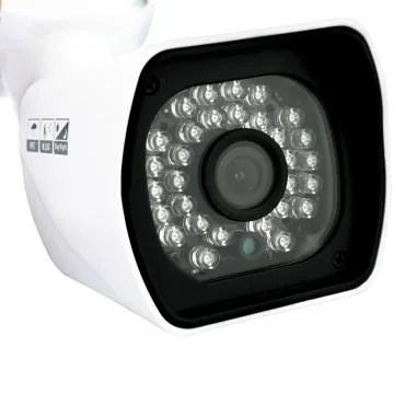 Telecamera CCTV Bullet 720p AHD IP67 IR30m