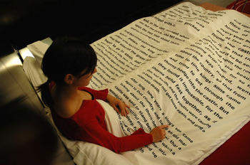 Image result for reading in bed