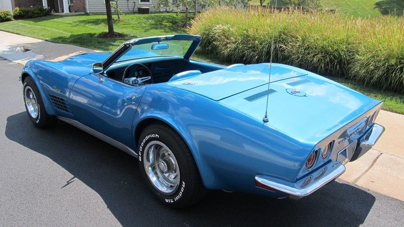Corvette Codes 1970 Trim