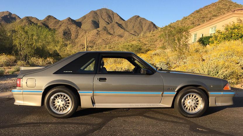 1987 Ford Mustang GT F351 Denver 2017