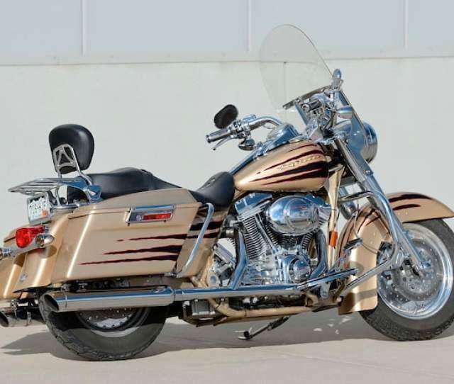 2003 Harley Davidson Screamin Eagle Road King 100th Anniversary F162