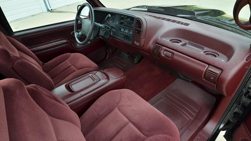 Chevy 1989 Interior 1500