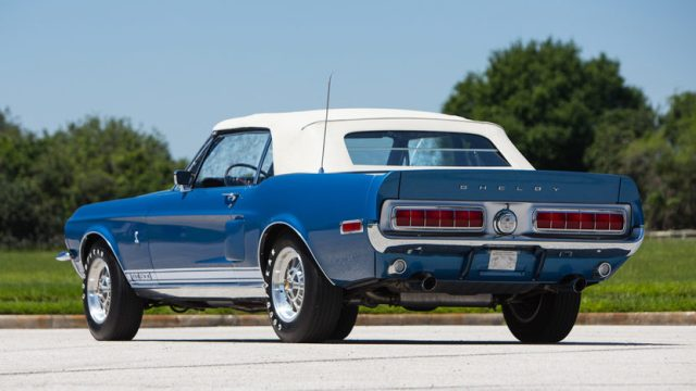 Image result for 1968 SHELBY GT350 CONVERTIBLE