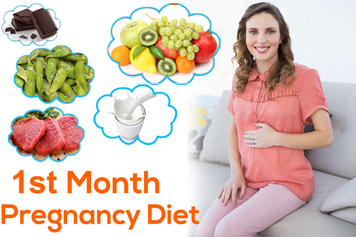 What Foods To Eat During St Trimester