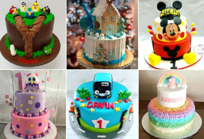 39 Awesome Ideas For Your Babys 1st Birthday Cakes