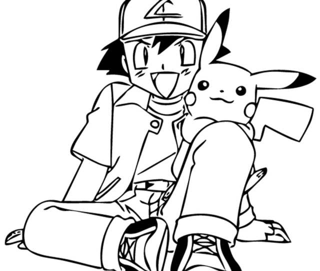 Top  Free Printable Pokemon Coloring Pages Online