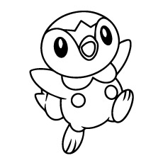 pokemon coloring pages # 2