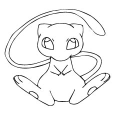 pokeman coloring pages # 13