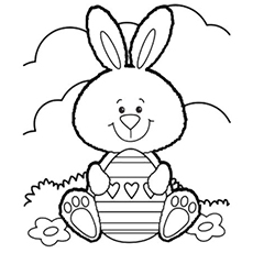 easter coloring pages free # 2