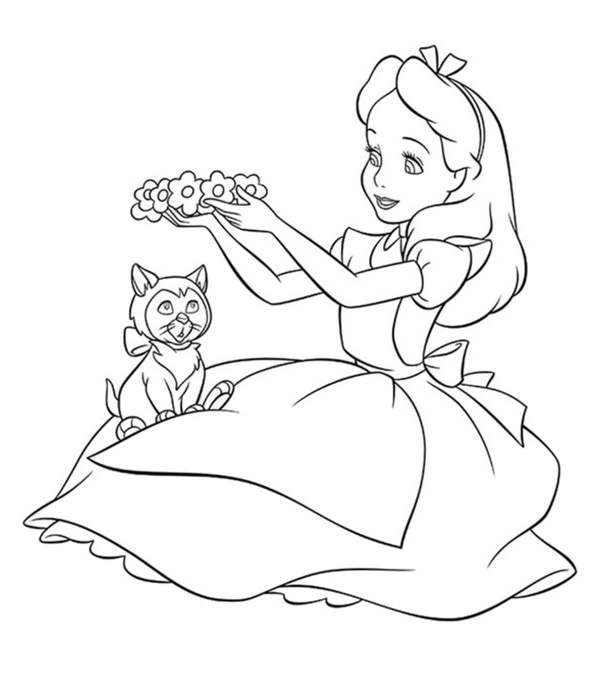 coloring pages disney # 6