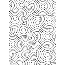 coloring pages patterns # 2