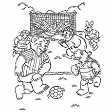 soccer coloring page # 53