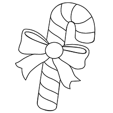 preschool christmas coloring pages # 36