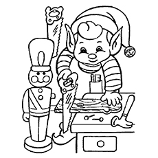 coloring christmas pages # 21