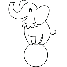 free preschool coloring pages # 1