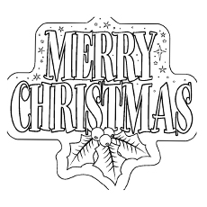 christmas coloring pages printable free # 74
