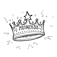 crown coloring pages # 8