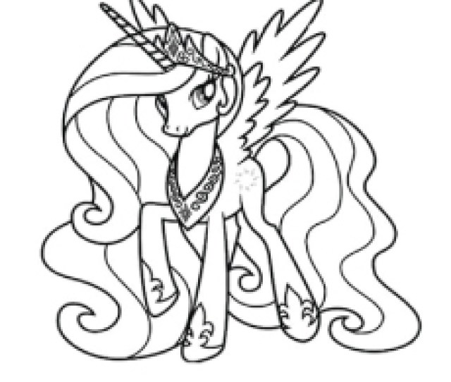 Top  My Little Pony Coloring Pages Your Toddler Will Love To Color