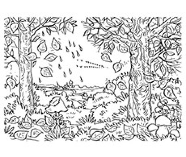 Top  Free Printable Fall Coloring Pages Online