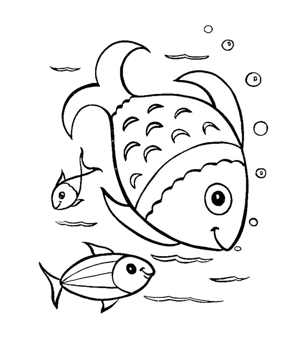 Eductional Coloring Pages
